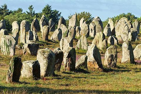 Photo de Carnac (Bretagne region)