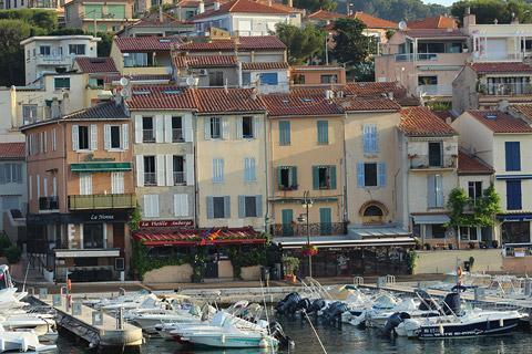 Photo of Cassis in Bouches-du-Rhone