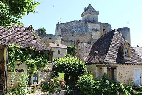 Photo of Castelnaud-la-Chapelle in Dordogne