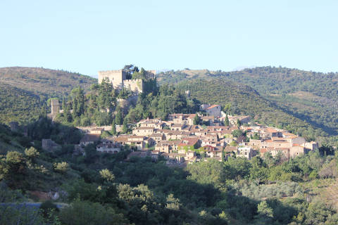Photo of Castelnou in Pyrenees-Orientales