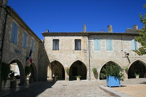 Photo of Castelsagrat in Tarn-et-Garonne