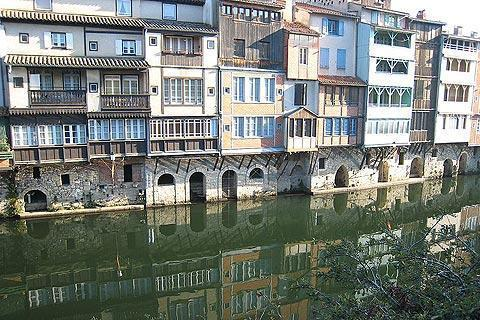 Photo of Castres in Tarn