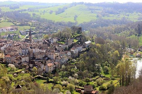 Photo of Caylus in Tarn-et-Garonne