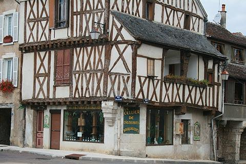 Photo de Chablis (Bourgogne region)