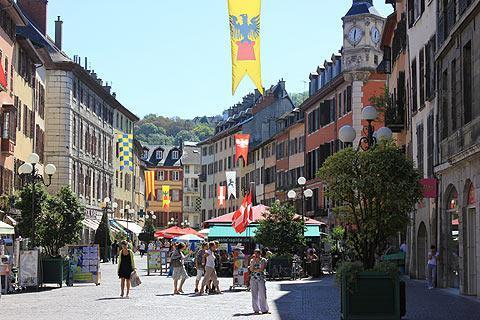 Photo of Challes-les-Eaux in Savoie