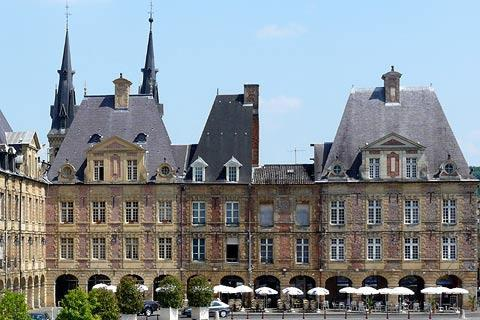 Photo of Attigny in Ardennes