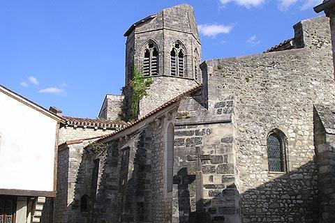 Photo of Saint-Gal-sur-Sioule in Puy-de-Dome