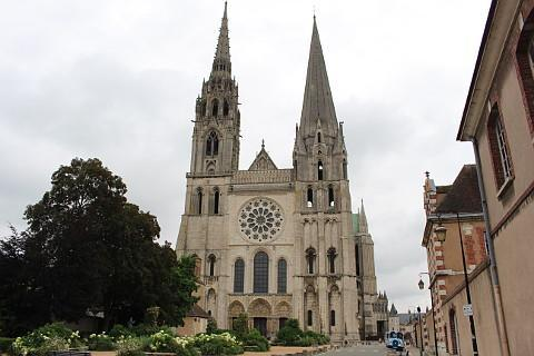 Photo of Chartres in Eure-et-Loir