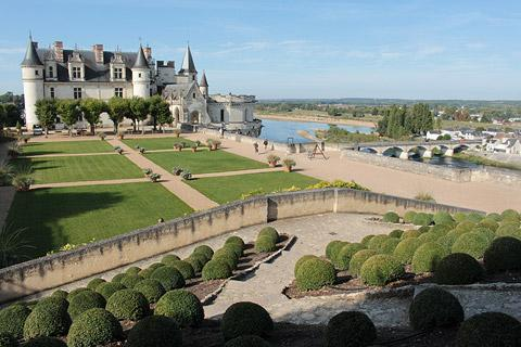Photo of Chateau d'Amboise in Indre-et-Loire