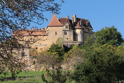 Photo of Chateau de Biron in Dordogne