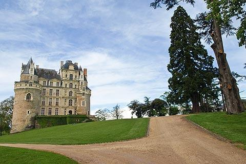 Photo of Chateau de Brissac in Maine-et-Loire