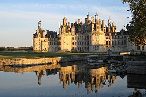 Photo of Chateau de Chambord in Loir-et-Cher