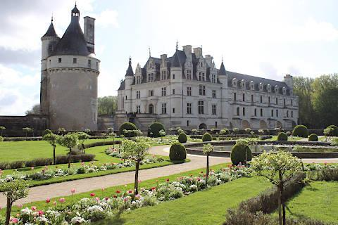 Photo of Chateau de Chenonceau in Indre-et-Loire
