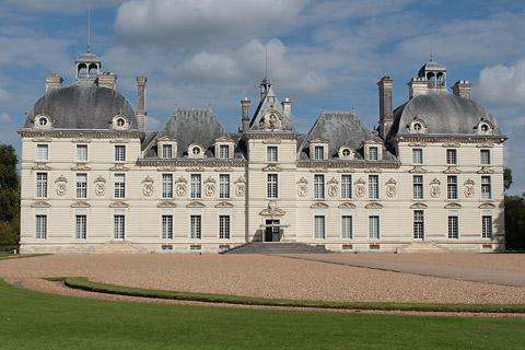 Photo of Chateau de Cheverny in Loir-et-Cher