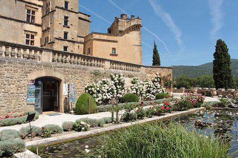 Photo of Chateau de Lourmarin in Vaucluse