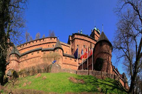 Photo of Chateau du Haut-Koenigsbourg in Bas-Rhin