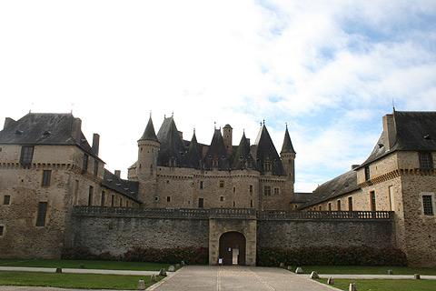 Photo of Chateau de Jumilhac in Perigord Vert (Aquitaine region)