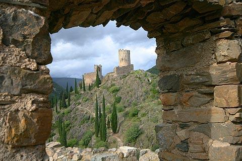 Photo de Lastours du département de Aude