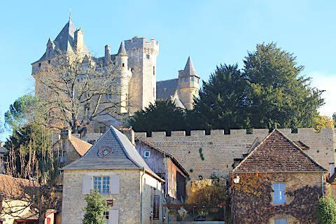 Photo de Château de Montfort en Dordogne Chateau (Aquitaine region)