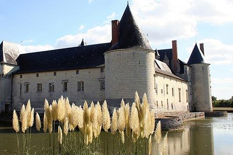 Photo of Chateau Plessis-Bourre in Maine-et-Loire