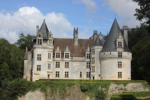 Photo of Chateau de Puyguilhem in Dordogne