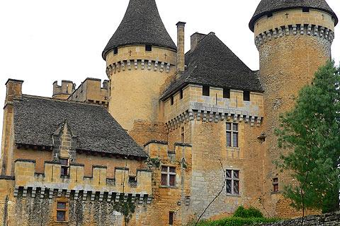 Photo of Chateau de Puymartin in Dordogne
