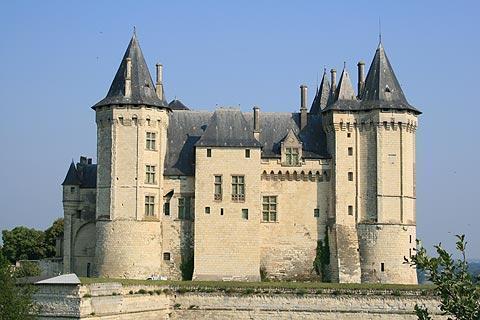 Photo of Chateau de Saumur in Maine-et-Loire
