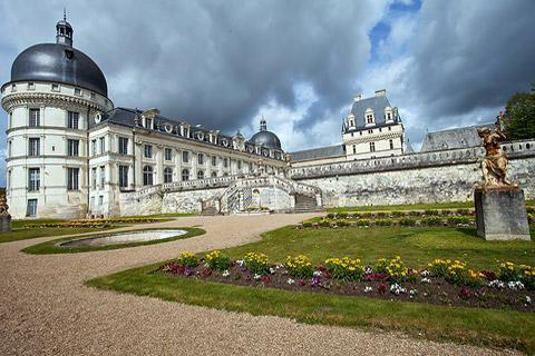 Photo of Chateau de Valencay in Loire Chateau (Loire Valley region)