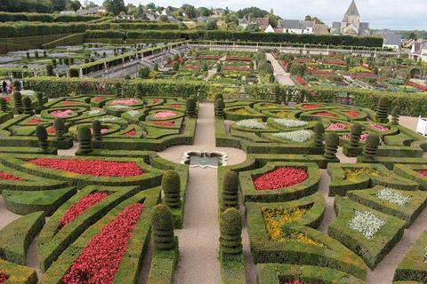 Photo of Chateau de Villandry in Indre-et-Loire