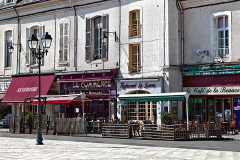 Photo of Villeneuve-sur-Conie in Loiret
