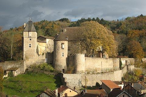 Photo of Chateldon in Puy-de-Dome