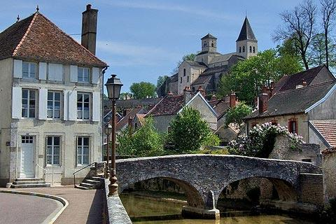 Photo of Brion-sur-Ource in Cote d'Or