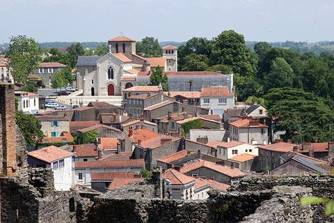 Photo of Clisson in Loire-Atlantique
