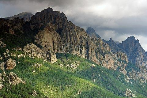 Photo of Serra-Di-Scopamene in Corsica