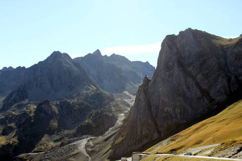 Photo of Col du Tourmalet in Hautes-Pyrenees