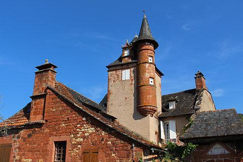 Photo of Collonges-la-Rouge in Correze