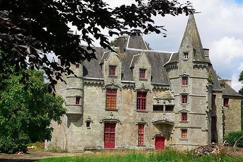 Photo de Combourg (Bretagne region)