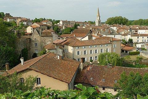 Photo of Confolens in Charente