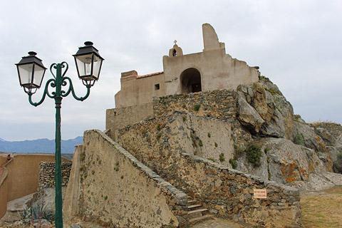 Photo of Corbara in Haute-Corse