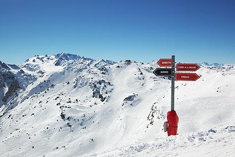 Photo of Courchevel in Savoie