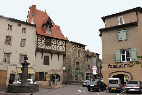 Photo of Saint-Flour in Puy-de-Dome