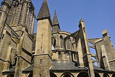 Photo of Coutances in Manche