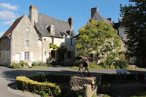 Photo of Crissay-sur-Manse in Indre-et-Loire