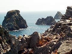 Pointe Penhir, paysage sur la presqu'île de Crozon