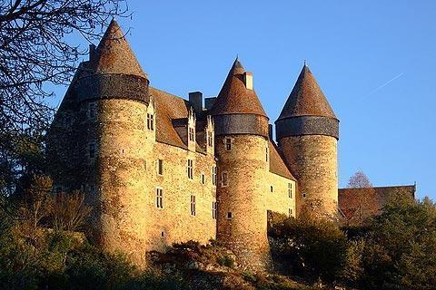 Photo de Culan (Val de Loire region)