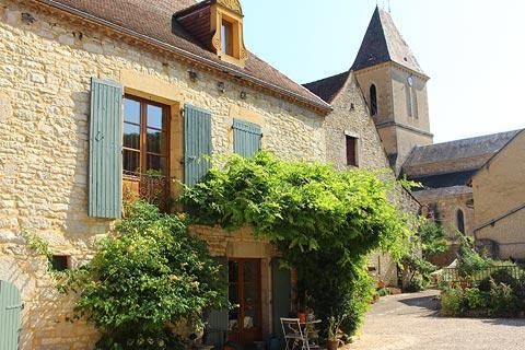 Photo of Saint-Martial-de-Nabirat in Dordogne