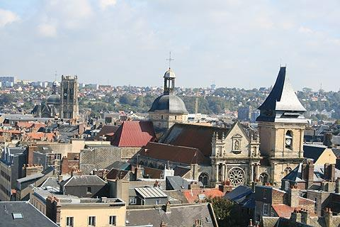 Photo of Tourville-la-Chapelle in Seine-Maritime