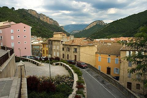 Photo of Draix in Alpes-de-Haute-Provence