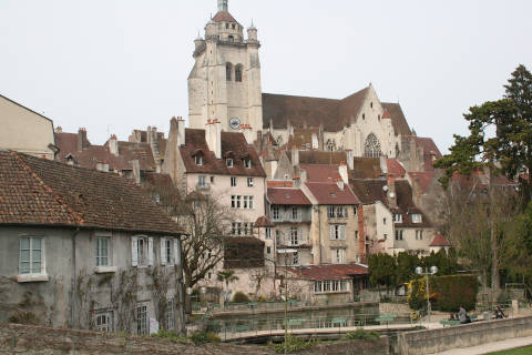 Photo of Saint-Jean-de-Losne in Cote d'Or