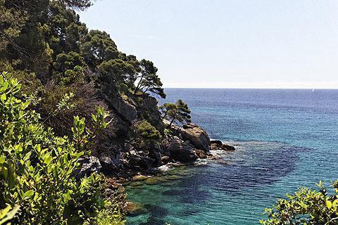 Domaine du Rayol, Cote d'Azur